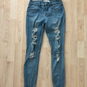 PACSUN ripped jeans!!